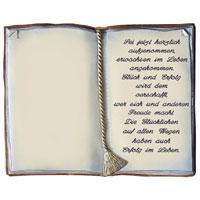 129 Buch Mit Konfirmationsspruch