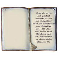 129 Buch Mit Spruch Zum Richtfest