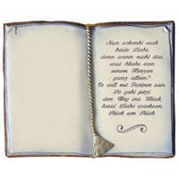 129 Hochzeitsbuch Mit Gedicht