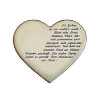 151 Herz Zur Goldenen Hochzeit Decoramic