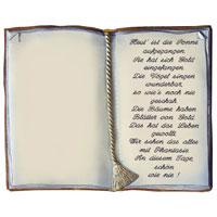 129 Buch Mit Spruch Zur Goldenen Hochzeit Decoramic