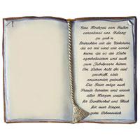 129 Buch Zur Rubinhochzeit Decoramic