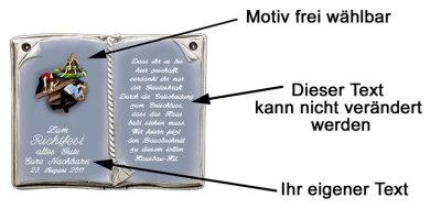844 Buch Mit Spruch Zum Richtfest