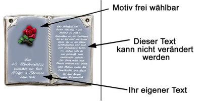 Rubinhochzeit Sprüche | 844 Buch Zur Rubinhochzeit Decoramic